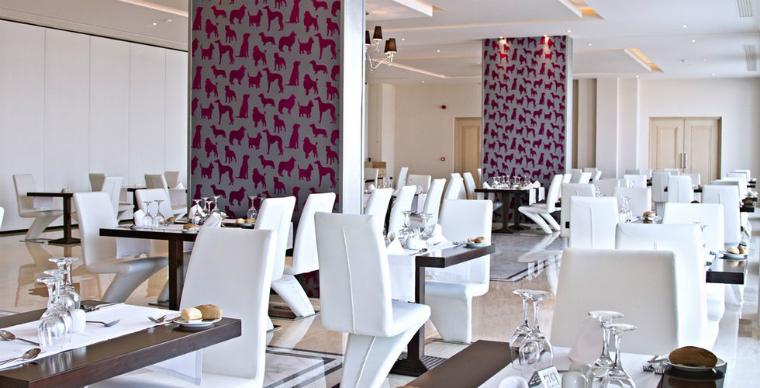 Restaurant Principal hotel kresten royal villas spa 5 étoiles