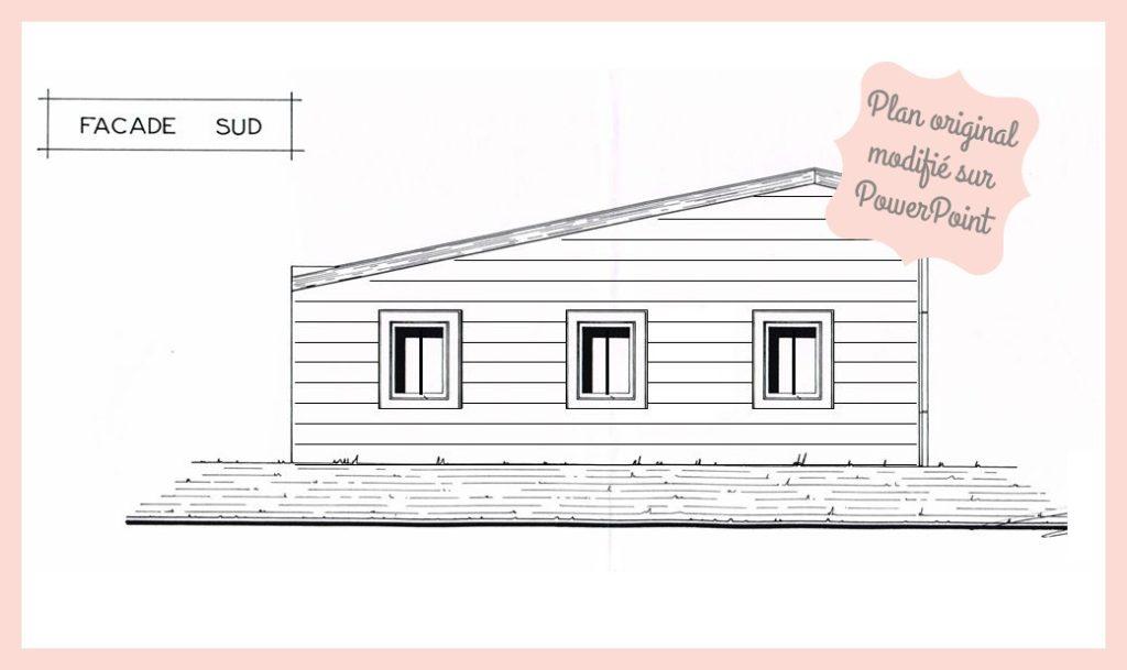 Plan façades et toiture