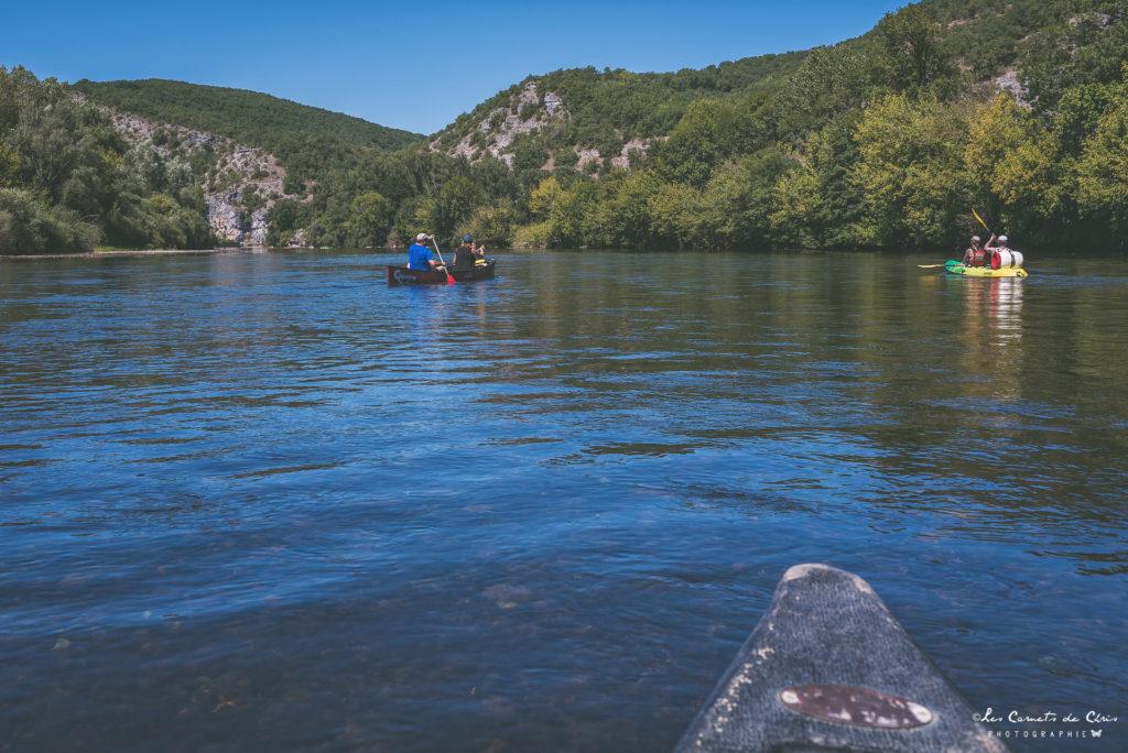 Descente de la Dordogne