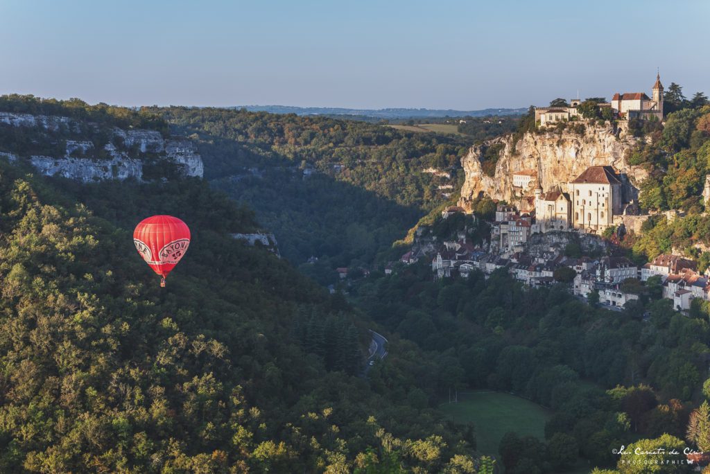 Montgolfiades de Rocamadour
