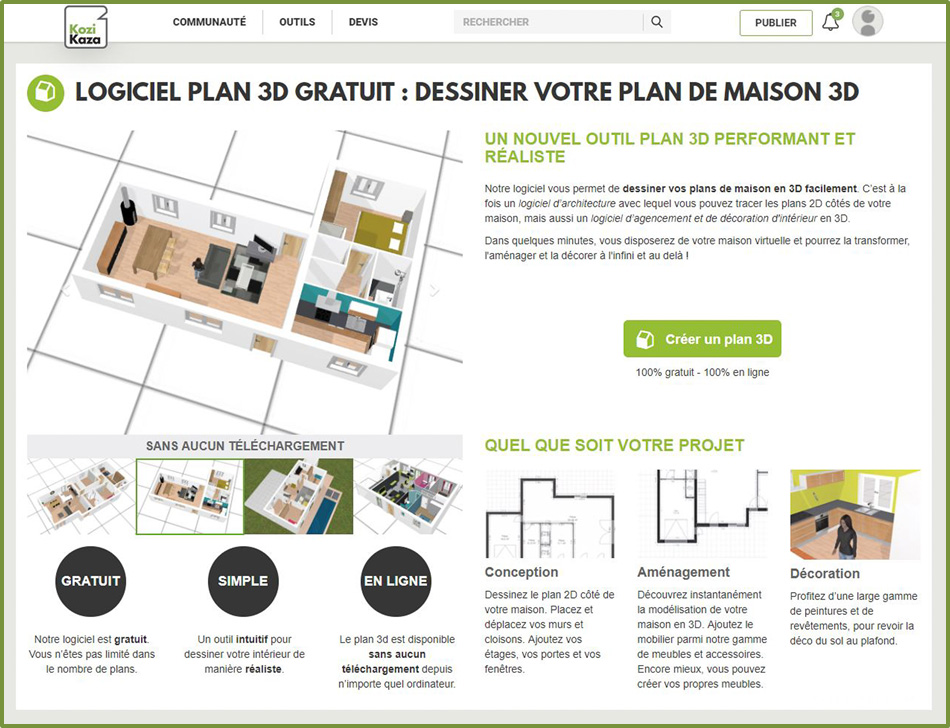 Comment faire un plan ?