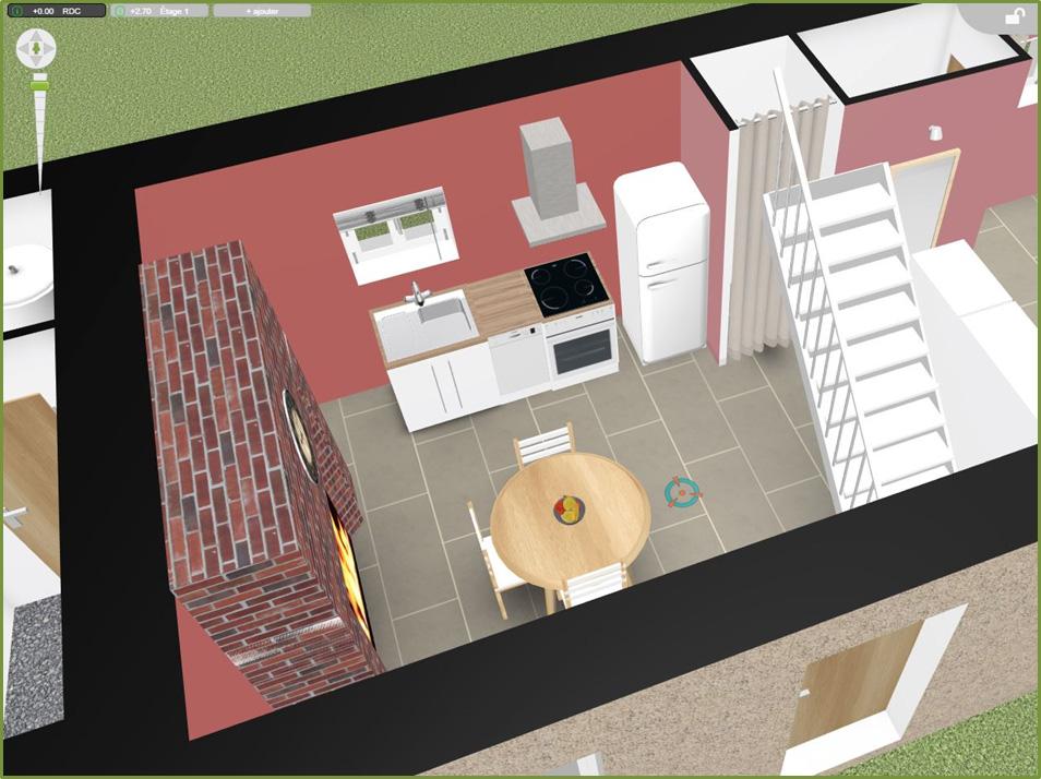 Plan 3D KoziKaza
