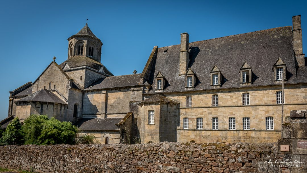 l'abbaye d'aubazine