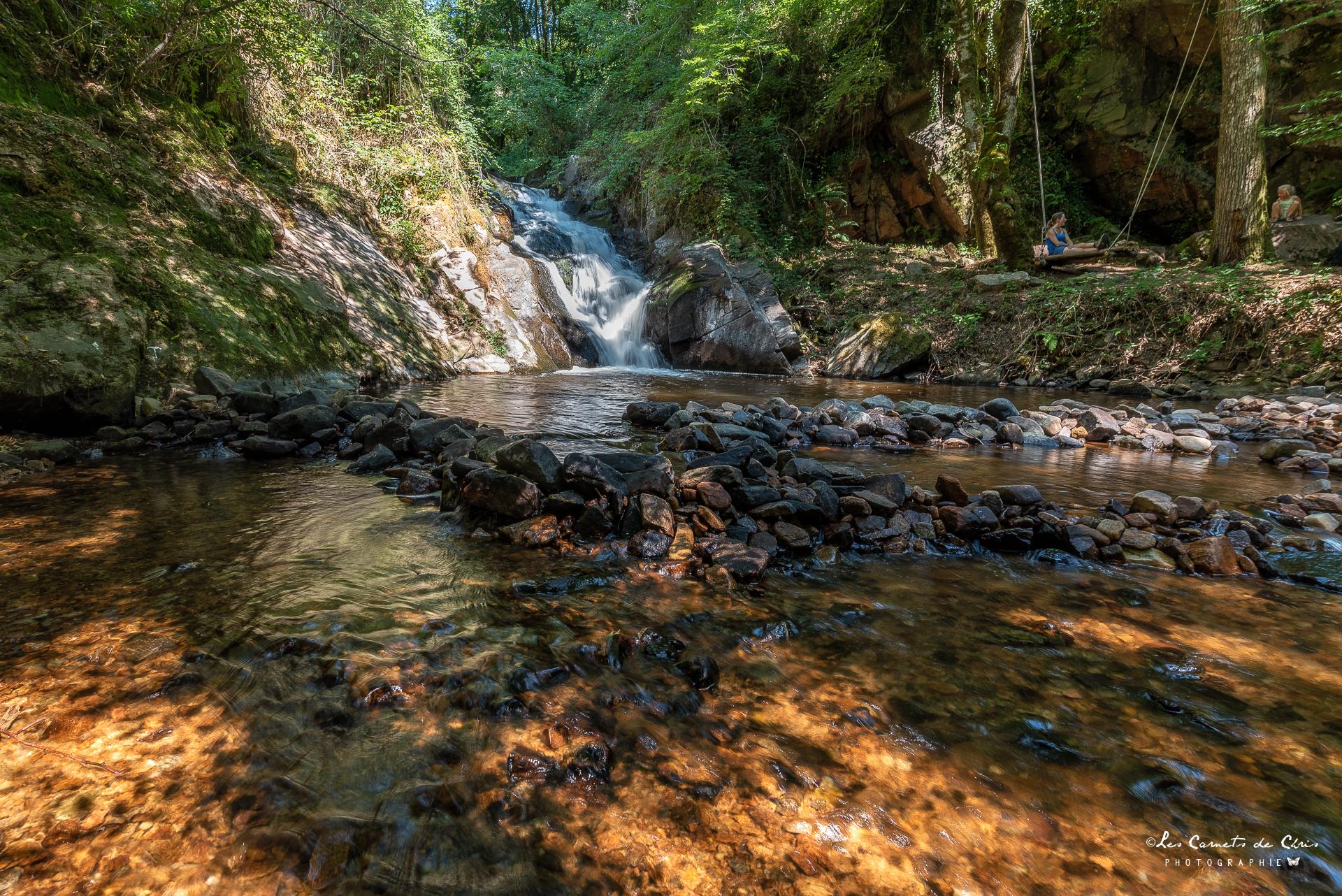 Cascades du Coiroux